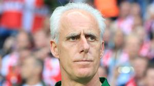 Republic of Ireland manager Mick McCarthy will use the depth of his squad against Bulgaria (Bradley Collyer/PA)