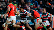 More woe: Manu Tuilagi has been ruled out for the season