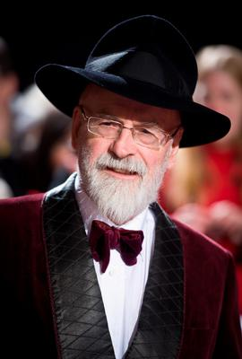 Author Terry Pratchett has died from Alzheimers disease aged 66