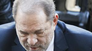 Harvey Weinstein has been moved to a New York jail (John Minchillo/AP)