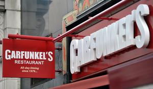 Garfunkel's sites will also be affected (Nick Ansell/PA)