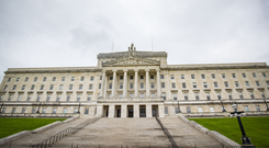 Stormont's budget is challenging at best
