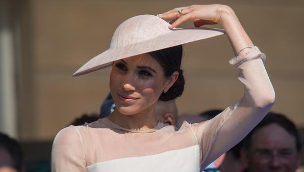 The Duchess of Sussex took a close interest in the design (Dominic Lipinski/PA)