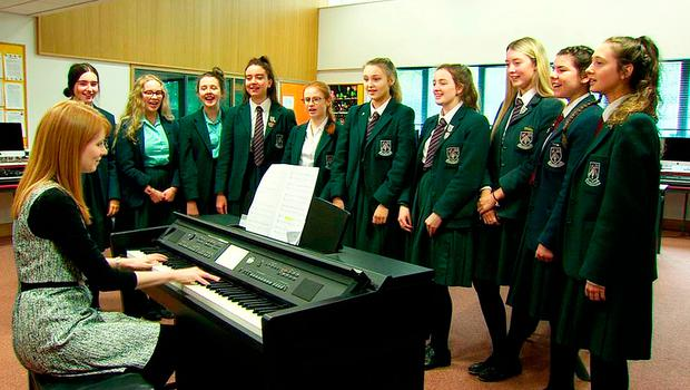 Strathearn Choir will be performing in the Songs of Praise competition
