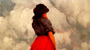 Exquisite beauty: a painting by Paul Henry