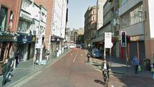 Castle Street in Belfast city centre / Credit: Google Maps