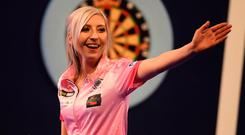 Fallon Sherrock becamce the first woman to beat a man at the PDC World Championships with her high-quality victory over Ted Evetts