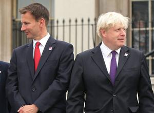 Boris Johnson and Jeremy Hunt have been asked to reconsider the Government's decision (Yui Mok/PA)
