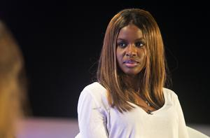 June Sarpong was appointed the BBC's first director of creative diversity (Daniel Leal-Olivas/PA)