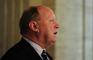 TUV's Jim Allister