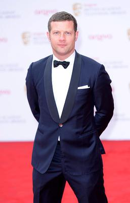 Dermot O'Leary arriving for the 2013 Arqiva British Academy Television Awards at the Royal Festival Hall, London. PRESS ASSOCIATION Photo. Picture date: Sunday May 12, 2013. See PA story SHOWBIZ Bafta. Photo credit should read: Dominic Lipinski/PA Wire