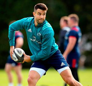 Commitment: Conor Murray