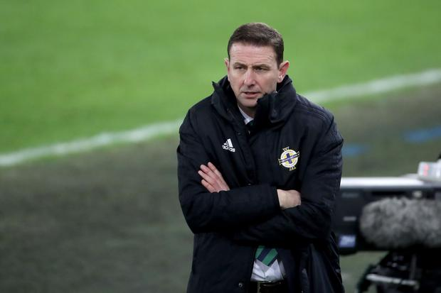 Ian Baraclough's only win in his opening 11 games as Northern Ireland manager came on penalties in Bosnia in the Euro 2020 play-off semi-final.