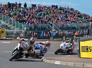 Crowds at the North West 200