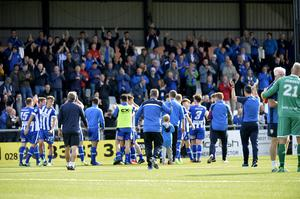 There's a good feeling around Coleraine at the minute  Photo by Stephen  Hamilton / Press Eye