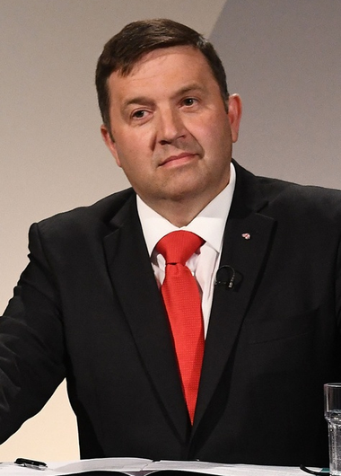 UUP's Robin Swann. Photo: Pacemaker