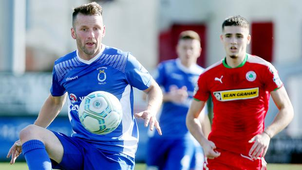 Terry Fitzpatrick has retired after a long career with Dungannon Swifts.