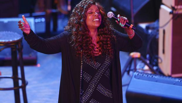 Gloria Gaynor sings I Will Survive
