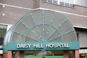Daisy Hill Hospital in Newry. Picture: Philip Magowan / PressEye