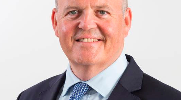 Growth potential: AIB's Colin Hunt