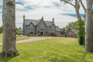 No 22: Dunwood House, 62 Dunover Road, Greyabbey, County Down, BT22 2LW price asking £895,000 This magnificent detached residence sits on a large, private, mature site within minutes of Greyabbey and approximately 30 minutes drive from Belfast.