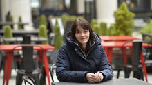 Dr Sharon Hastings pictured at St Anne's Square in Belfast.