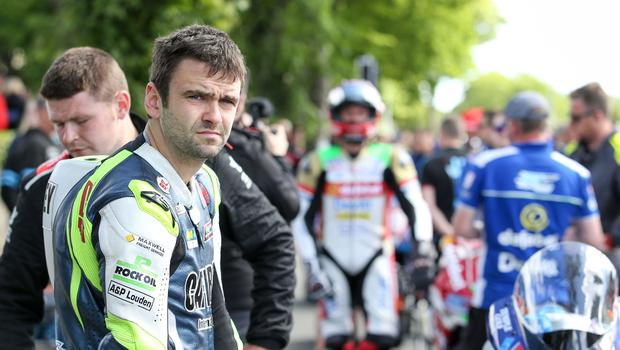 PressEye - Belfast - Northern Ireland - 07th June 2017  Isle of Man TT RL360 Quantum Superstock Race  Pictured: William Dunlop.  Picture: Philip Magowan / PressEye