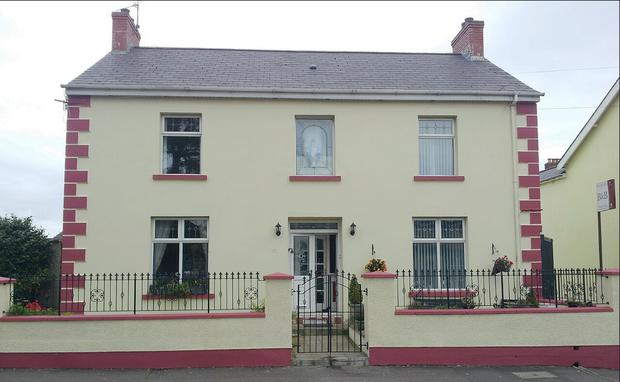 3. Rose Park House, Londonderry. Rating 92.80. Avg room rate £60