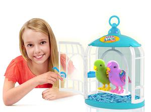 Little Live Pets Bird Cage from Character Options