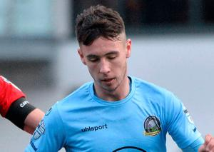 Deane Watters is among five departures from Warrenpoint