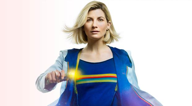 Jodie Whittaker makes her return as Doctor Who on New Year's Day