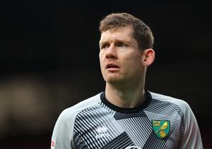 Michael McGovern has been starring for Norwich as he deputises for the injured Tim Krul.