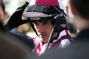 Northern Ireland Festival of Racing at Down Royal Racecourse - Day 1  Ruby Walsh  Picture by Kelvin Boyes / Press Eye.