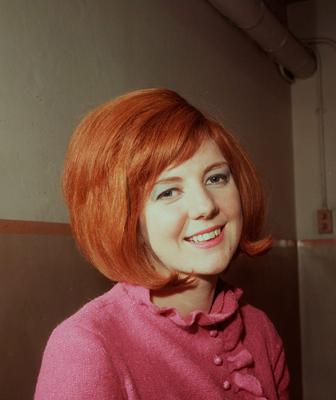 Cilla Black, pictured in 1964, who has died at her home in the south of Spain, according to reports. PA Wire.