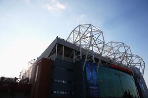 MANCHESTER, ENGLAND - AUGUST 26:  General View prior to the Barclays Premier League match between Manchester United and Chelsea at Old Trafford on August 26, 2013 in Manchester, England.  (Photo by Alex Livesey/Getty Images)
