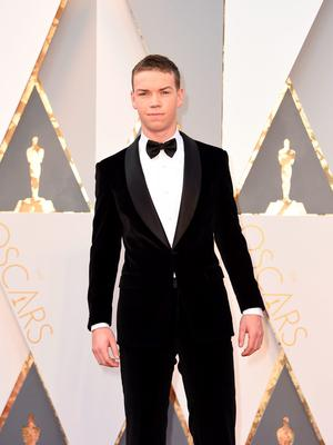Will Poulter arrives on the red carpet for the 88th Oscars on February 28, 2016 in Hollywood, California. AFP PHOTO / VALERIE MACONVALERIE MACON/AFP/Getty Images