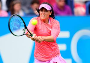 Wimbledon bound: Laura Robson will play in the Grand Slam