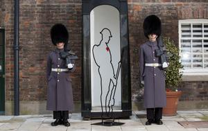 'Tommies' have appeared across the UK as part of an art installation marking the centenary of the end of the First World War.