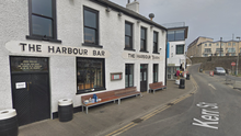 The were concerns over overcrowding at the Harbour Bar in Portrush. Credit: Google