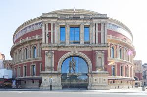 The Royal Albert Hall in London (Aaron Chown/PA)