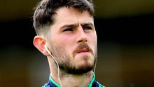 Setback: Ryan McHugh missed out on club campaign