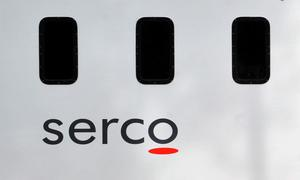 Before Covid-19, Serco was best known for its prison services in the UK (Ian Nicholson/PA)