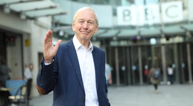 John Humphrys quits Today with swipe at politicians who snub interviews (Yui Mok/PA)