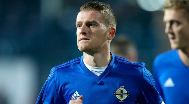 Northern Ireland's Steven Davis is closing in on his Rangers return.