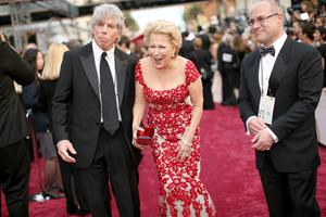 HOLLYWOOD, CA - MARCH 02:  Actress Bette Midler attends the Oscars held at Hollywood & Highland Center on March 2, 2014 in Hollywood, California.  (Photo by Christopher Polk/Getty Images)