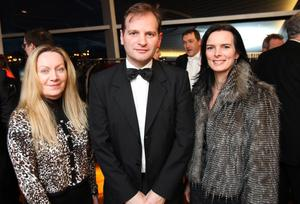 Joanne McKeever and Hilary Ingram, Adleader Publications with David Brown, Facilities & Energy Management