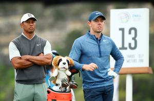 Tiger Woods and Rory McIlroy will tee it up together in the first two rounds of the Memorial Tournament.