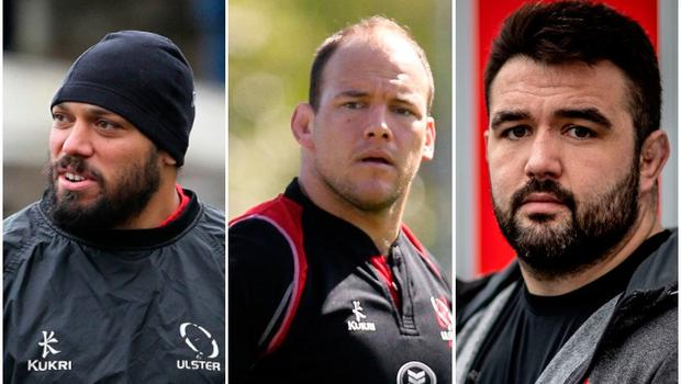 Our three options for Ulster's best tighthead of the decade: John Afoa, BJ Botha and Marty Moore