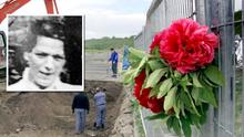 Mrs McConville's remains were finally found at Shelling Hill beach in Co Louth in the Republic in August 2003