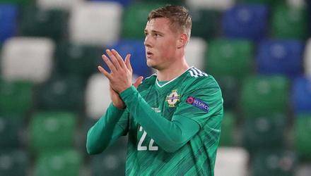 Daniel Ballard has impressed in his early appearances for Northern Ireland.